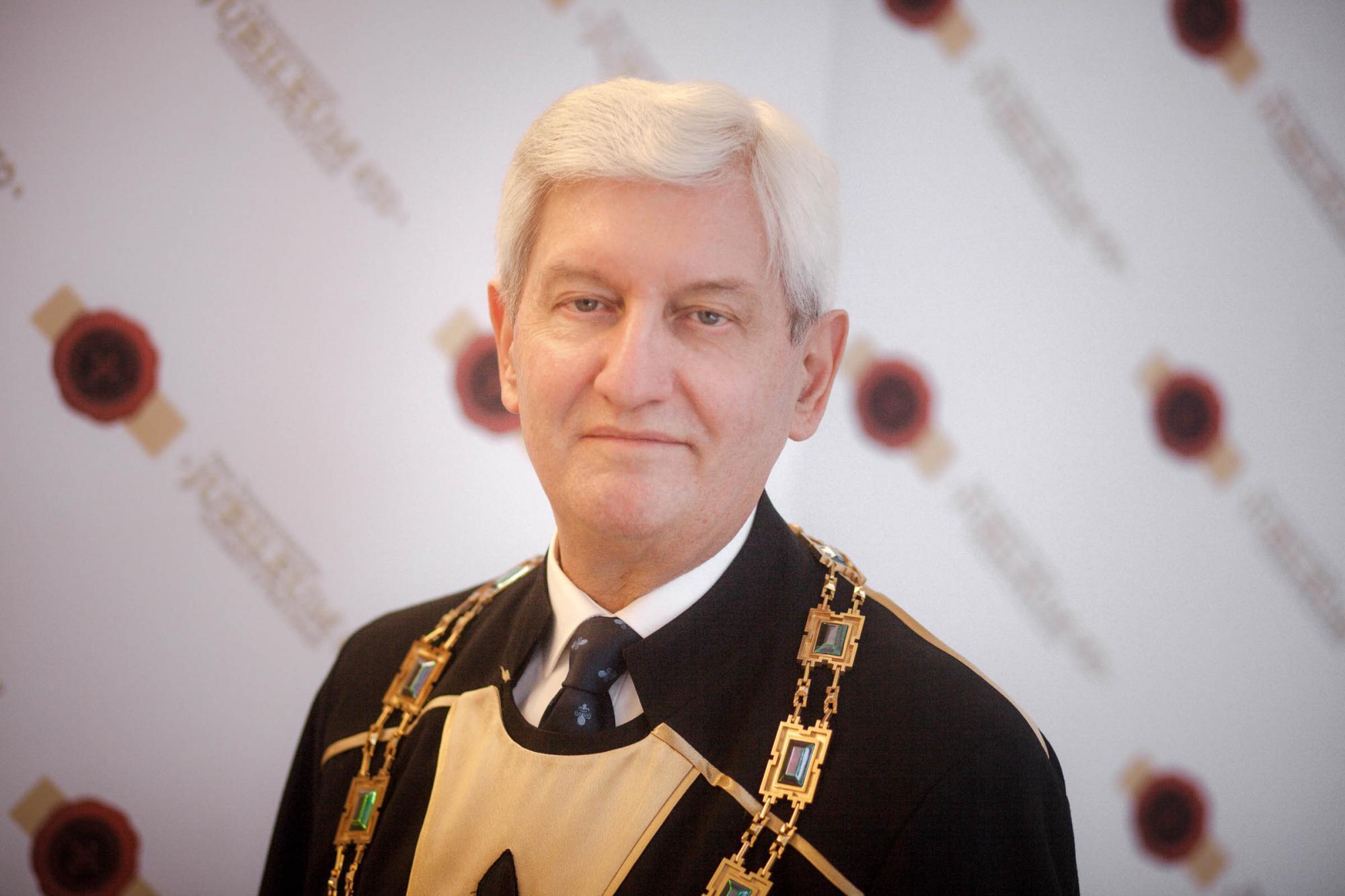 Dr. Bódis József a Pécsi Tudományegyetem rektora